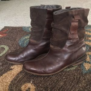Patagonia Addie Slouch Suede Boots